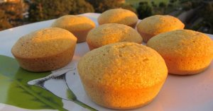 THESE ARE THE FAT-BURNING SWEET POTATO MUFFINS THAT EVERYONE IS CRAZY ABOUT (100% GLUTEN FREE)