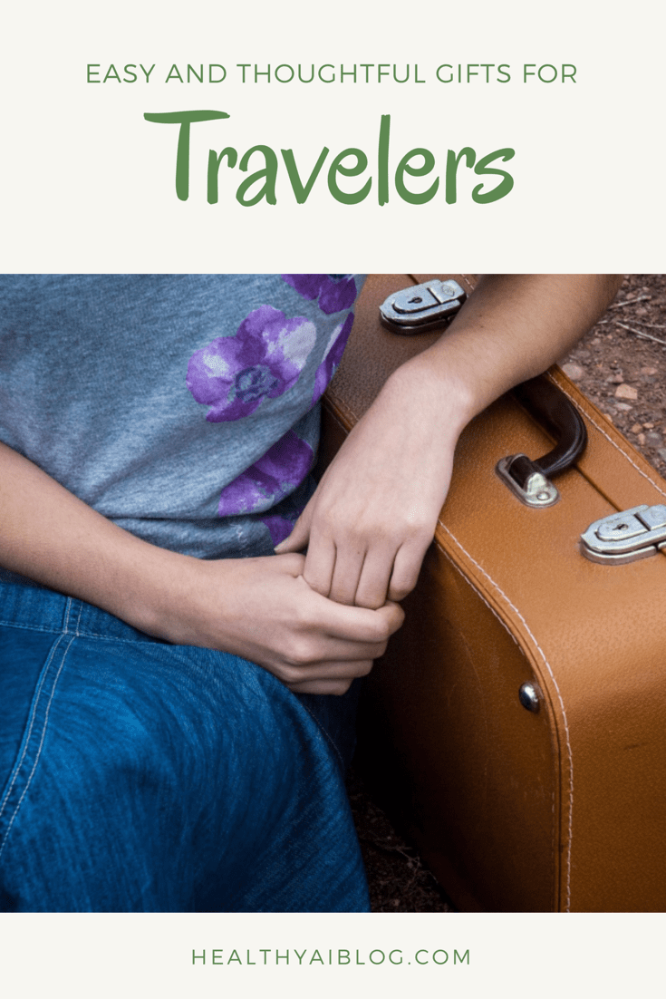 Easy And Thoughtful Gifts for travelers