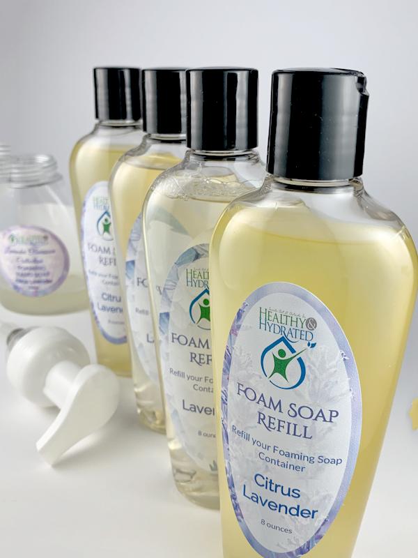 Foaming Soap Refills