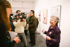 Julie Sokolow and Garret Jones interview Molly Rush