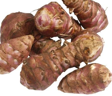 Jerusalem Artichokes Vegetable