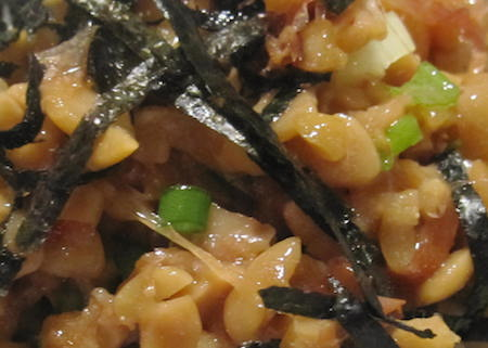 Natto Vegetable