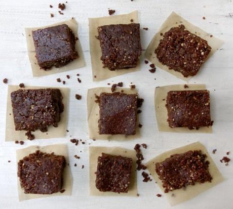 Recepten: gezonde brownies