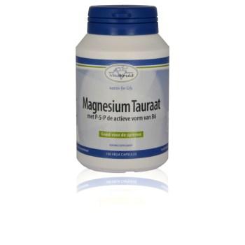 Vitakruid magnesium tauraat