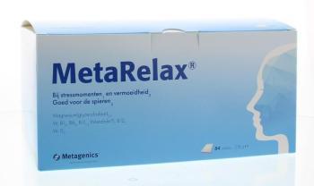 Metarelax magnesium magnesiumglycerofosfaat 84 zakjes