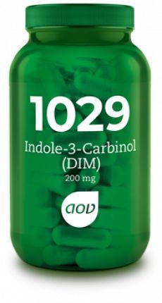 Indol-3-Carbinol DIM hormonen oestrogeendominantie