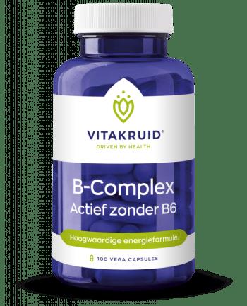vitamine B-complex B-vitamines