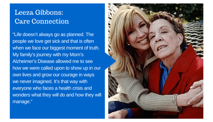 Leeza Gibbons- Care Connection