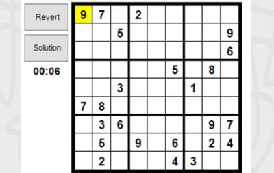 Brain Health Sudoku