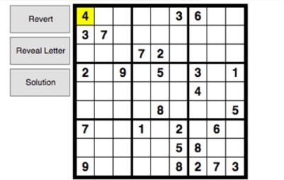 Sudoku Puzzle 3
