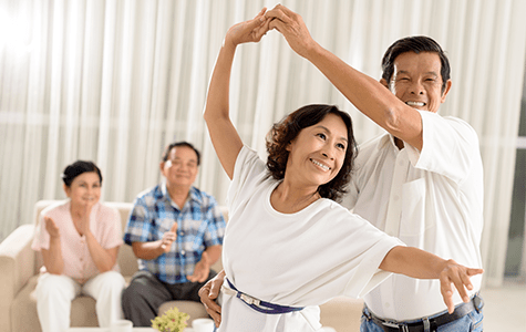 Put on Your Dancing Shoes to Ward Off Dementia