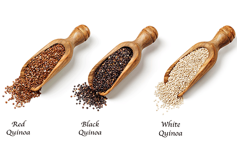 Questions about Quinoa?