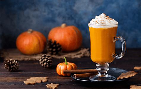 Pumpkin Spice Power