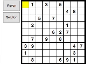 Sudoku Puzzle 7