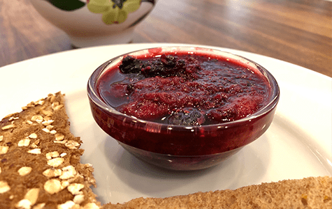 Brain Berry Jam