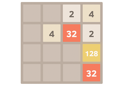 2048 Game Healthy Brains By Cleveland Clinic 2048 Game