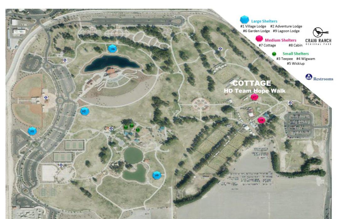 TEAM HOPE Walk – Las Vegas, NV – Huntington's Disease Society of America