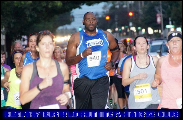 Healthy Buffalo Running Fitness Club