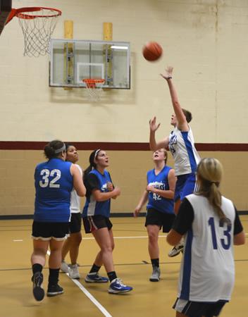 Harper Bishop Healthy Buffalo Womens Basketball League