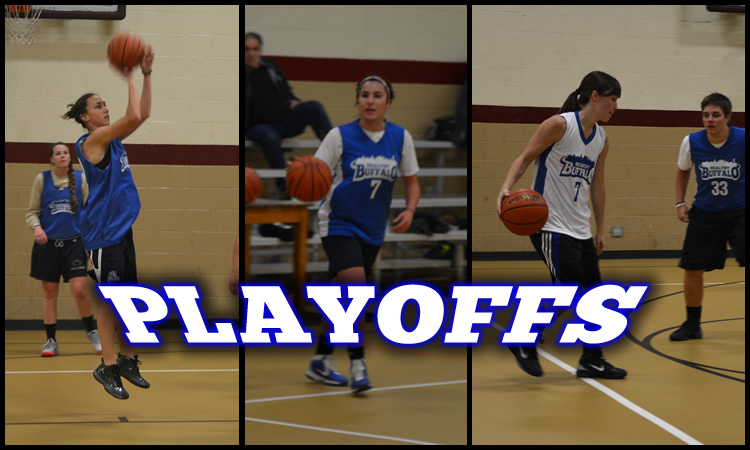 Womens League Playoff Preview