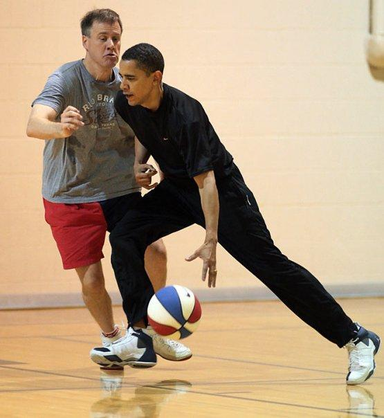 Image result for obama exercise