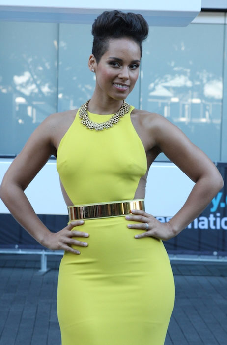 Alicia Keys Diet Plan and Workout Routine - Healthy Celeb