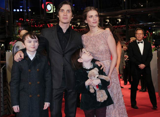 Image result for cillian murphy wife