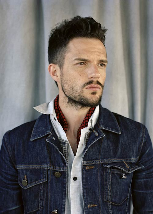 Brandon Flowers Height Weight Age Body Statistics