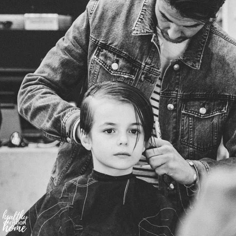 How To Cut Boys Hair – Save Time & Money!