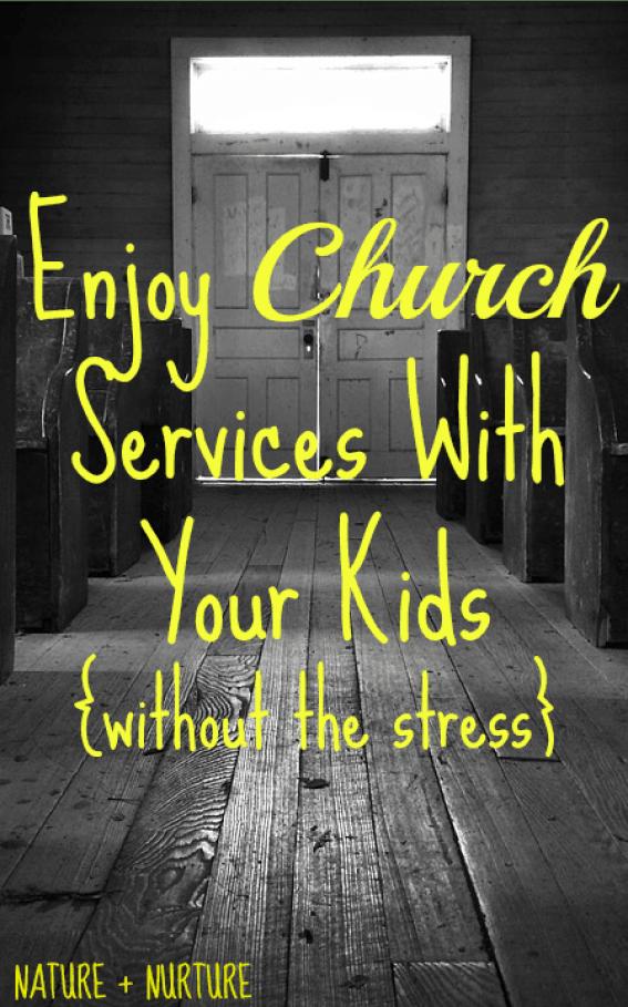 enjoy church
