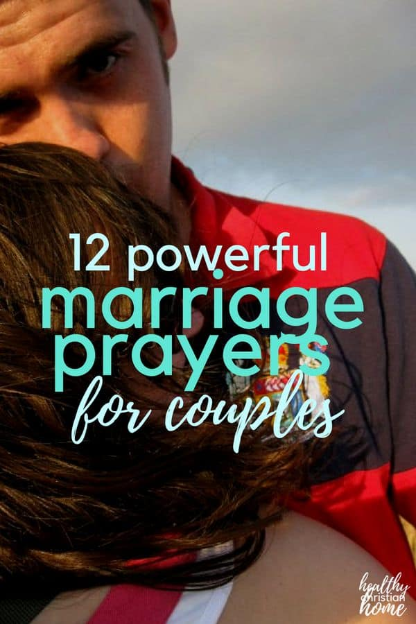 Marriage prayers are a powerful way to invigorate your relationship and grow as a couple. Discover 12 of the best prayers for married couples to start praying together!