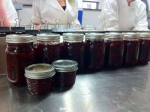 Dayton culinary jam making class