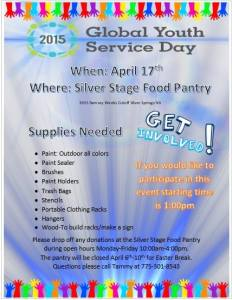 Youth Service Day in Silver Springs