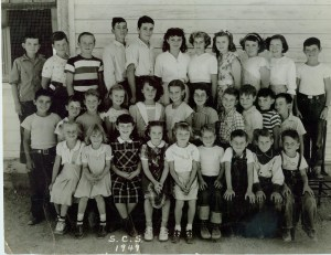 Silver City NV class of 1949. The School House was built in 1867 and served as a school house until 1958.