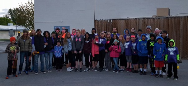 yerington glow run