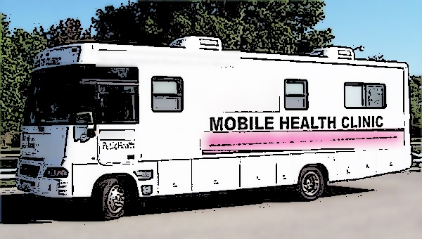 mobile health van