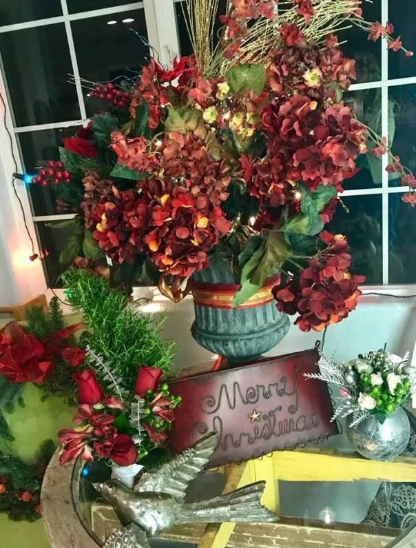 xmas floral