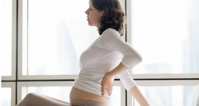 Lower Back Pain Can't Stand Up Straight