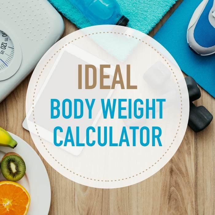 dieta ideale in base al tuo peso