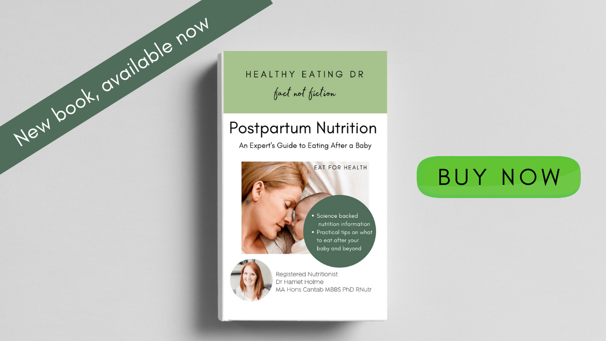 postpartum nutrition an expert's guide to eating after a baby