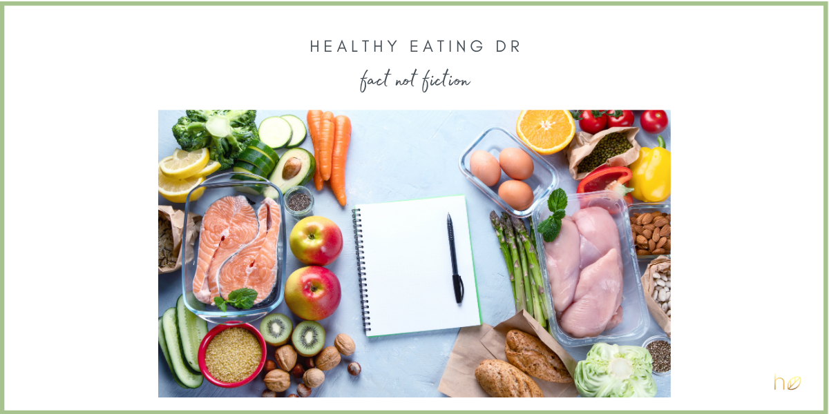 How to Create a Healthy Meal Plan For You Now