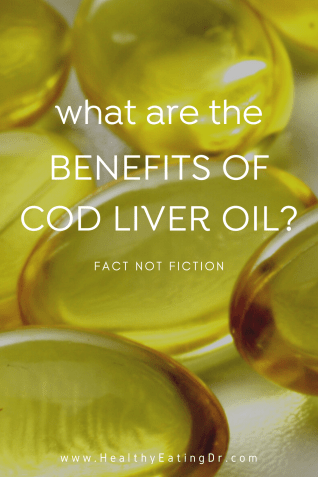what are the benefits of cod liver oil?