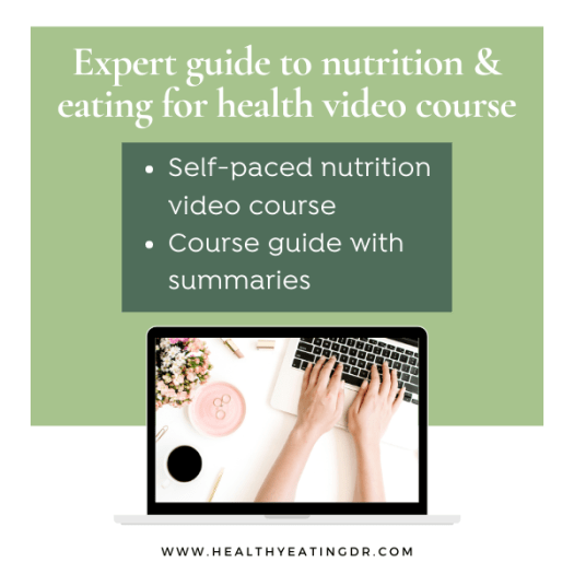 healthy eating doctor eat for health
