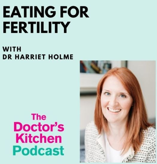 doctor's kitchen rupy aujla harriet holme healthy eating dr