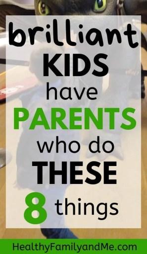brilliant child parenting tips