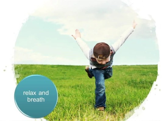 relax and breath to raise a brilliant child #raisehappykids #smartkids #education #parenting
