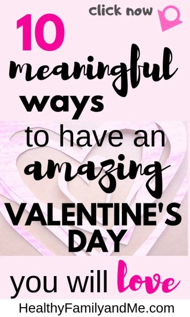 10 meaningful ways to have an amazing valentine's day you will love. Read it now #valentine #valentinesday #valentinesideas