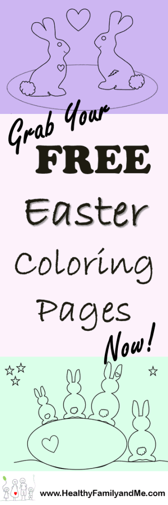 Free Easter Card Printable from www.HealthyFamilyandMe.com