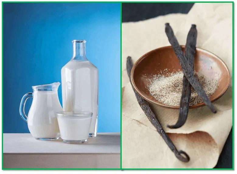 vanilla milk superfoods