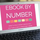 grab this super course now from start a momblog Ebook by Number